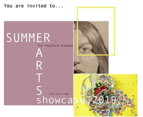Exhibition to show off students